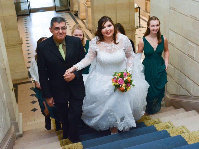Le mariage de Julien et Amanda à Paris, Paris 27