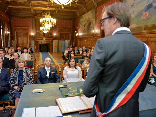 Le mariage de Julien et Amanda à Paris, Paris 30