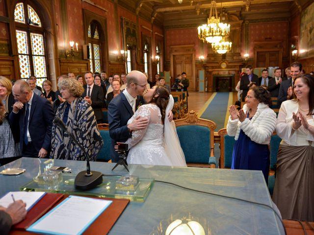 Le mariage de Julien et Amanda à Paris, Paris 31
