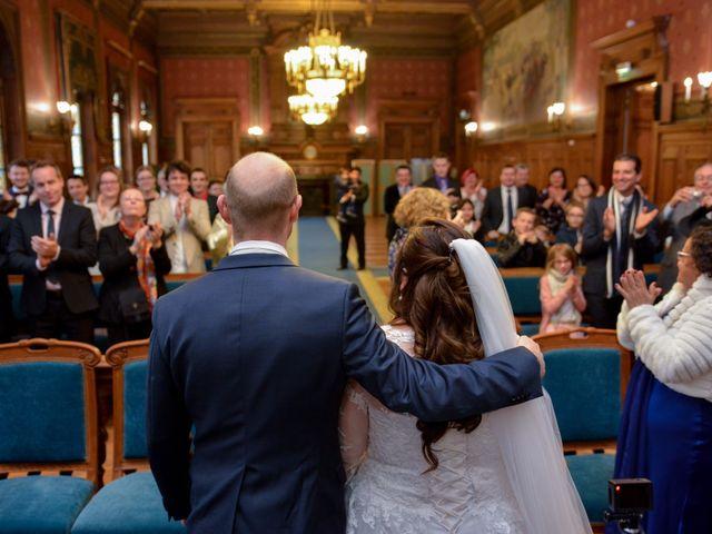 Le mariage de Julien et Amanda à Paris, Paris 32