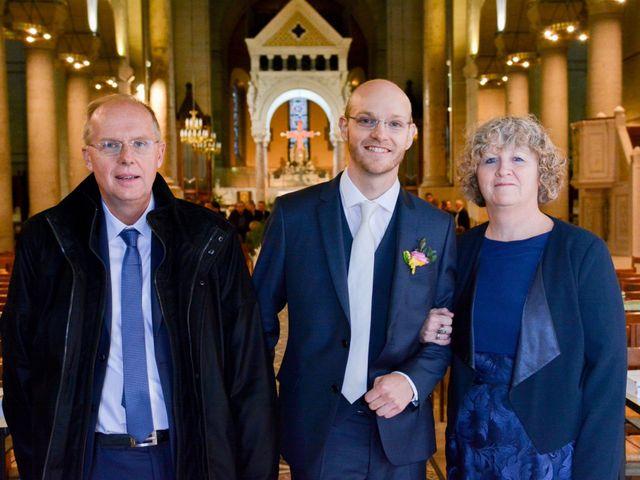 Le mariage de Julien et Amanda à Paris, Paris 36