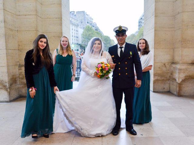Le mariage de Julien et Amanda à Paris, Paris 39