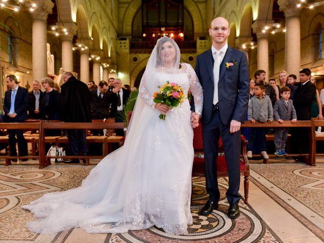 Le mariage de Julien et Amanda à Paris, Paris 41