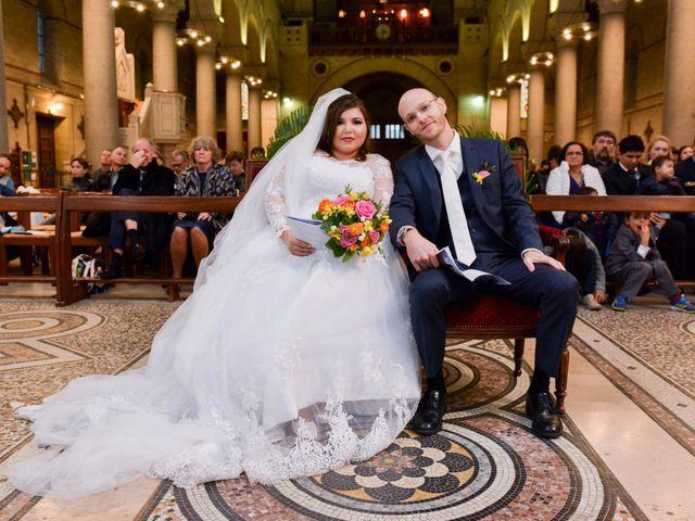 Le mariage de Julien et Amanda à Paris, Paris 42