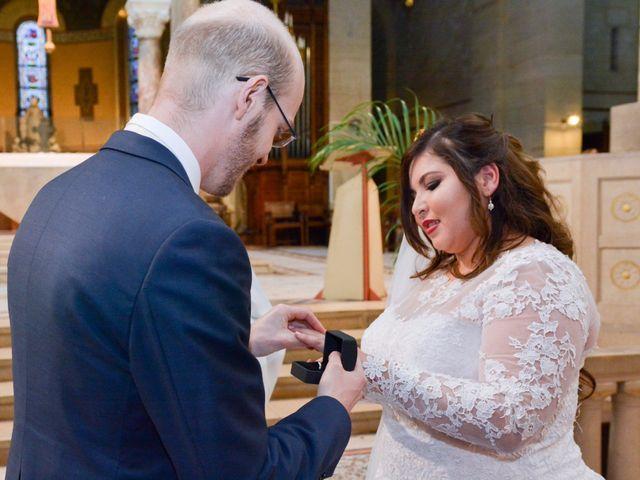 Le mariage de Julien et Amanda à Paris, Paris 44