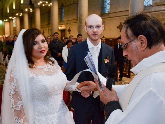 Le mariage de Julien et Amanda à Paris, Paris 47