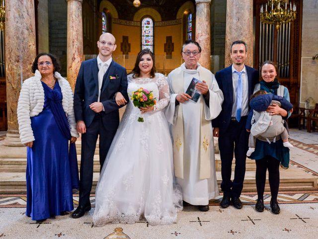 Le mariage de Julien et Amanda à Paris, Paris 49