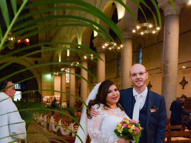 Le mariage de Julien et Amanda à Paris, Paris 50