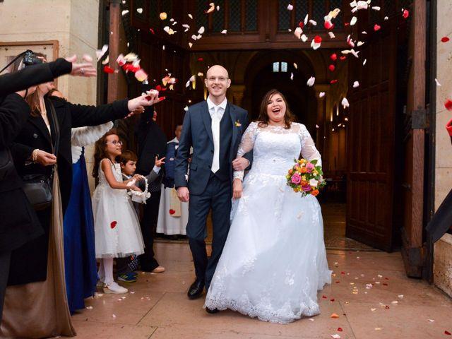 Le mariage de Julien et Amanda à Paris, Paris 51