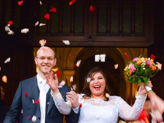 Le mariage de Julien et Amanda à Paris, Paris 52