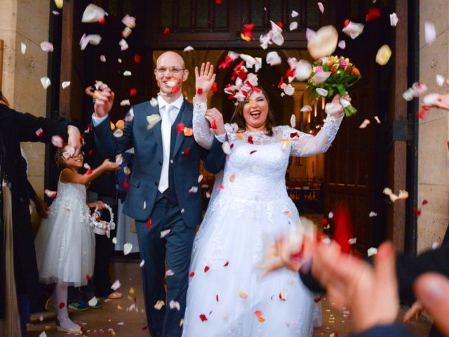 Le mariage de Julien et Amanda à Paris, Paris 53