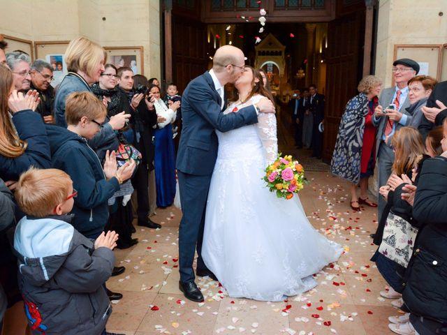 Le mariage de Julien et Amanda à Paris, Paris 54