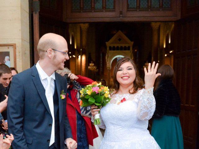 Le mariage de Julien et Amanda à Paris, Paris 55