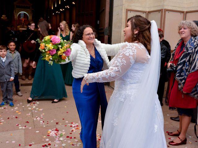 Le mariage de Julien et Amanda à Paris, Paris 58