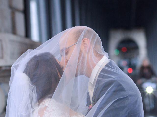 Le mariage de Julien et Amanda à Paris, Paris 2