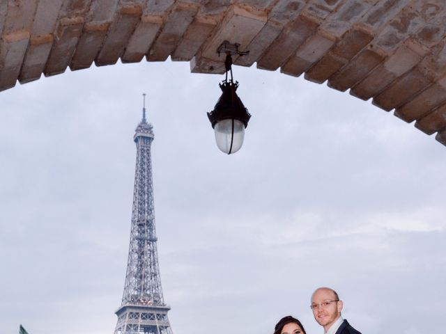 Le mariage de Julien et Amanda à Paris, Paris 67