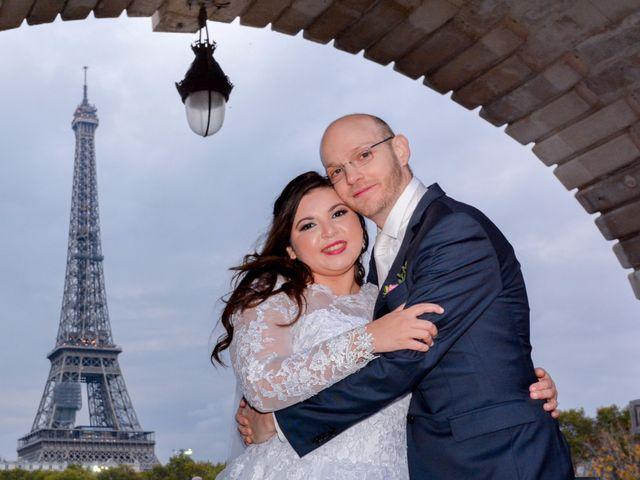 Le mariage de Julien et Amanda à Paris, Paris 68