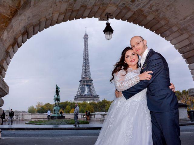 Le mariage de Julien et Amanda à Paris, Paris 69