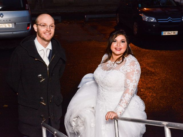 Le mariage de Julien et Amanda à Paris, Paris 70