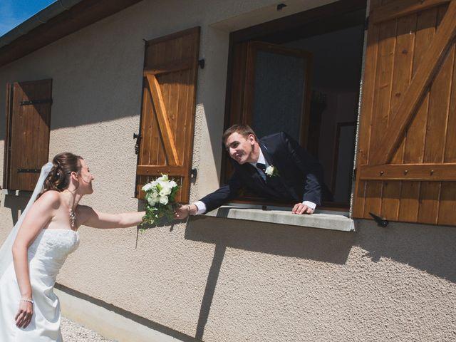 Le mariage de Julien et Estelle à Marolles-sous-Lignières, Aube 8