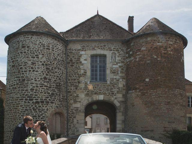 Le mariage de Julien et Estelle à Marolles-sous-Lignières, Aube 11