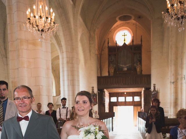 Le mariage de Julien et Estelle à Marolles-sous-Lignières, Aube 16