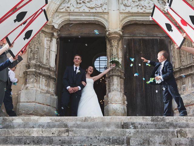 Le mariage de Julien et Estelle à Marolles-sous-Lignières, Aube 20