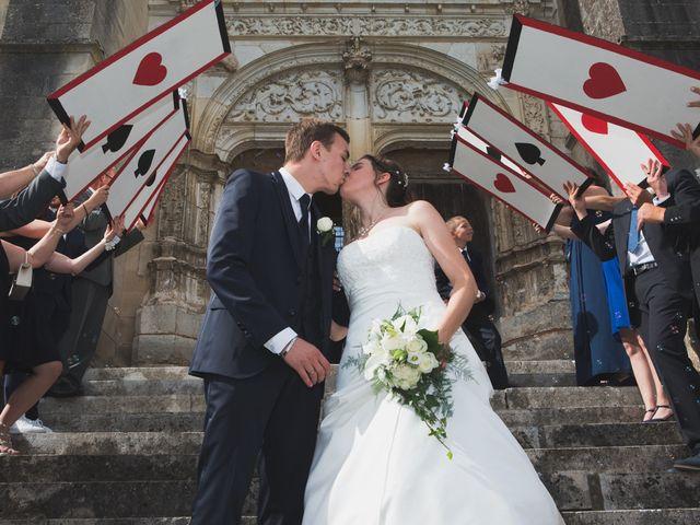 Le mariage de Julien et Estelle à Marolles-sous-Lignières, Aube 21