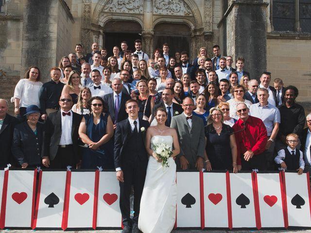 Le mariage de Julien et Estelle à Marolles-sous-Lignières, Aube 22