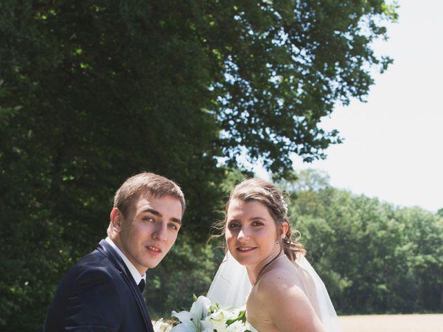 Le mariage de Julien et Estelle à Marolles-sous-Lignières, Aube 45
