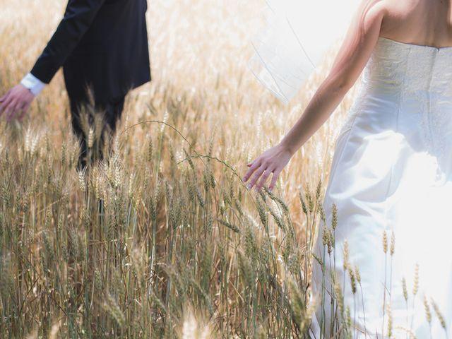 Le mariage de Julien et Estelle à Marolles-sous-Lignières, Aube 1