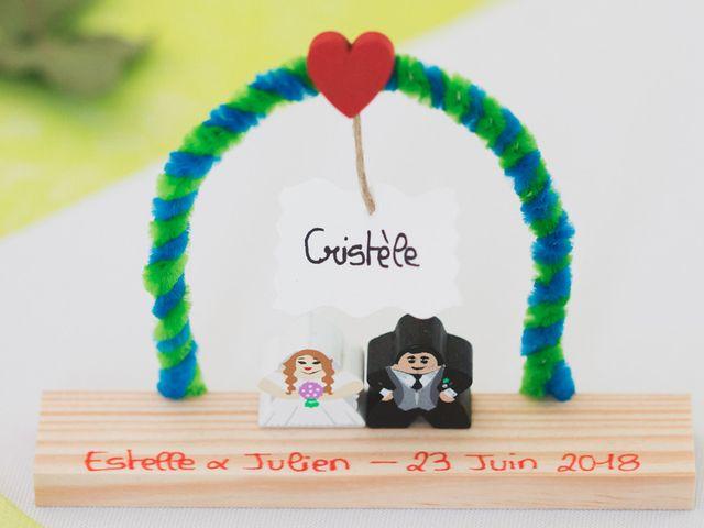 Le mariage de Julien et Estelle à Marolles-sous-Lignières, Aube 49
