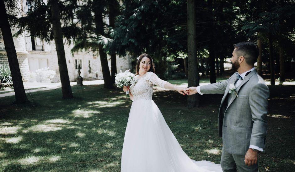 Le mariage de Arnaud et Manon  à Le Puy-en-Velay, Haute-Loire