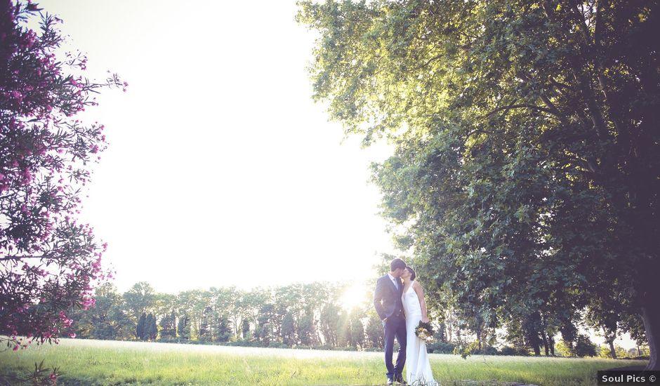 Le mariage de Nicolas et Anaïs à Istres, Bouches-du-Rhône