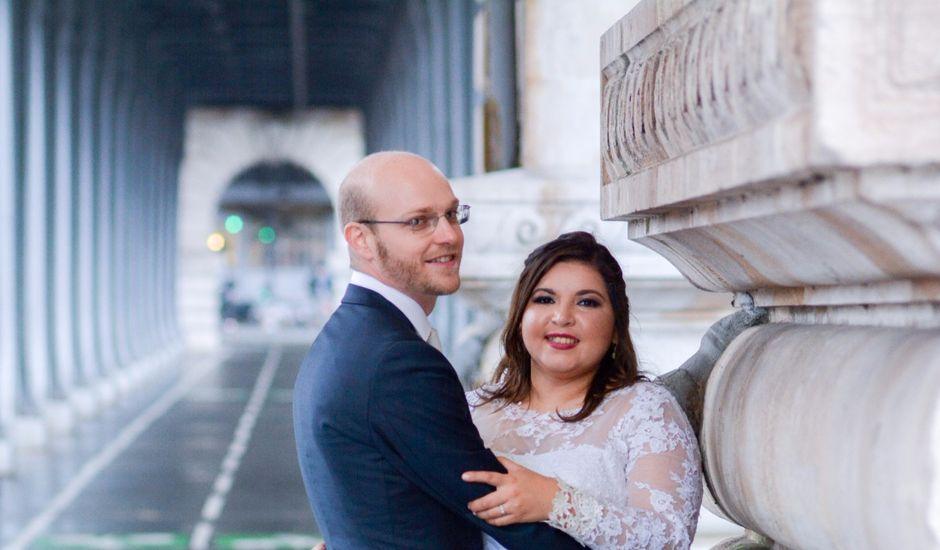 Le mariage de Julien et Amanda à Paris, Paris