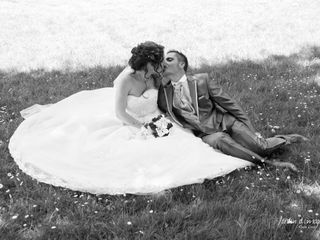 Le mariage de Adeline  et Jérôme
