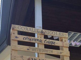 Le mariage de Coralie et Nicolas 3