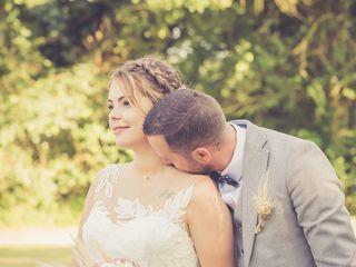 Le mariage de Sandy et Christophe