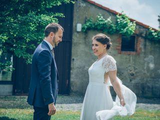 Le mariage de Elodie et Alban