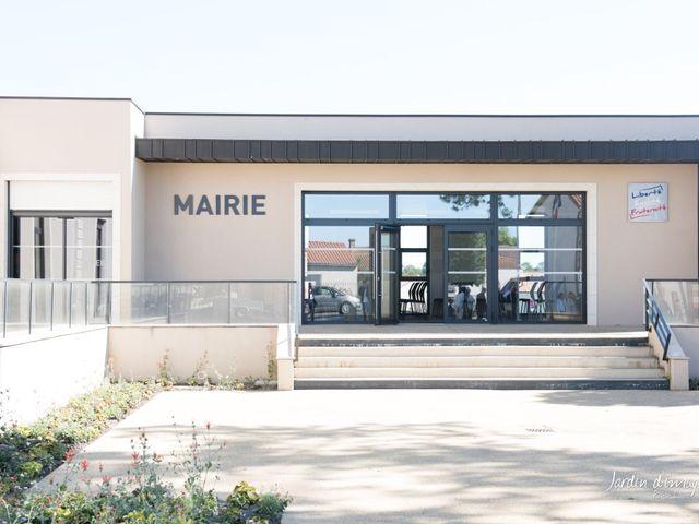 Le mariage de Jérôme  et Adeline  à Aigrefeuille-sur-Maine, Loire Atlantique 15