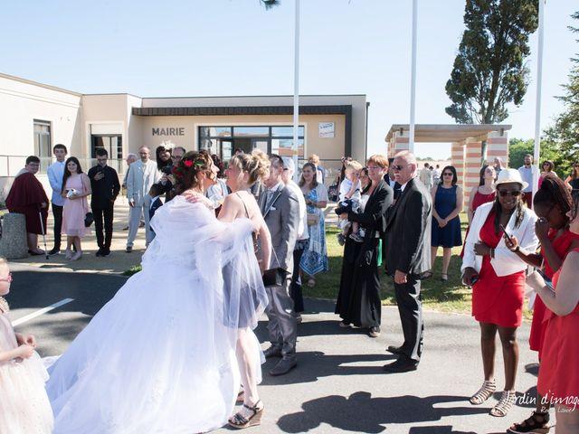 Le mariage de Jérôme  et Adeline  à Aigrefeuille-sur-Maine, Loire Atlantique 16