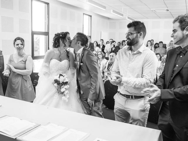 Le mariage de Jérôme  et Adeline  à Aigrefeuille-sur-Maine, Loire Atlantique 21