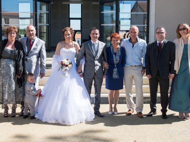 Le mariage de Jérôme  et Adeline  à Aigrefeuille-sur-Maine, Loire Atlantique 22