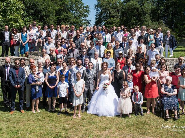 Le mariage de Jérôme  et Adeline  à Aigrefeuille-sur-Maine, Loire Atlantique 30
