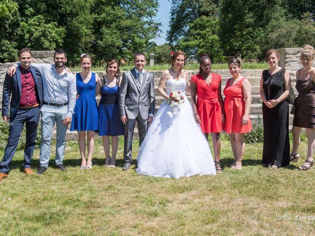 Le mariage de Jérôme  et Adeline  à Aigrefeuille-sur-Maine, Loire Atlantique 31
