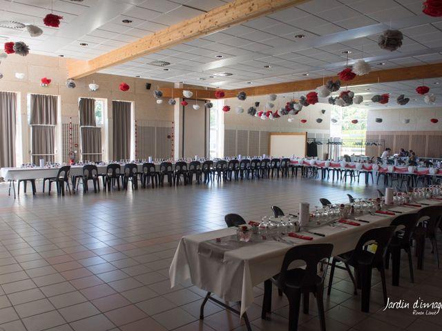 Le mariage de Jérôme  et Adeline  à Aigrefeuille-sur-Maine, Loire Atlantique 35