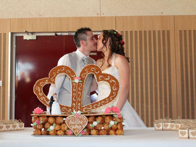 Le mariage de Jérôme  et Adeline  à Aigrefeuille-sur-Maine, Loire Atlantique 47