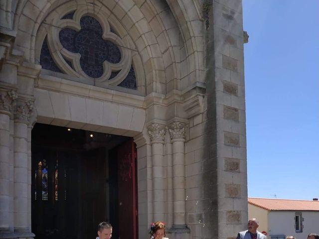 Le mariage de Jérôme  et Adeline  à Aigrefeuille-sur-Maine, Loire Atlantique 55