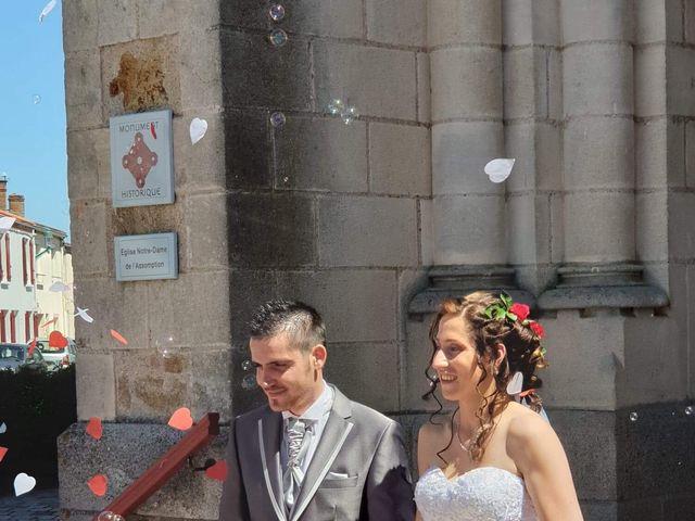 Le mariage de Jérôme  et Adeline  à Aigrefeuille-sur-Maine, Loire Atlantique 57