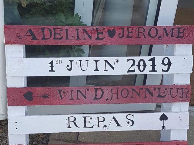 Le mariage de Jérôme  et Adeline  à Aigrefeuille-sur-Maine, Loire Atlantique 61